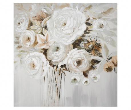 Tablou Roses Bouquet 60x60 cm