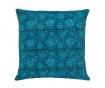 Perna decorativa Dali Fantasia Blue 60x60 cm