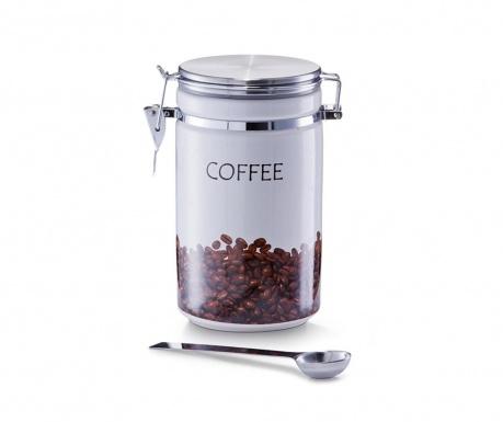 Set posuda za kavu s poklopcem i žličica Norene