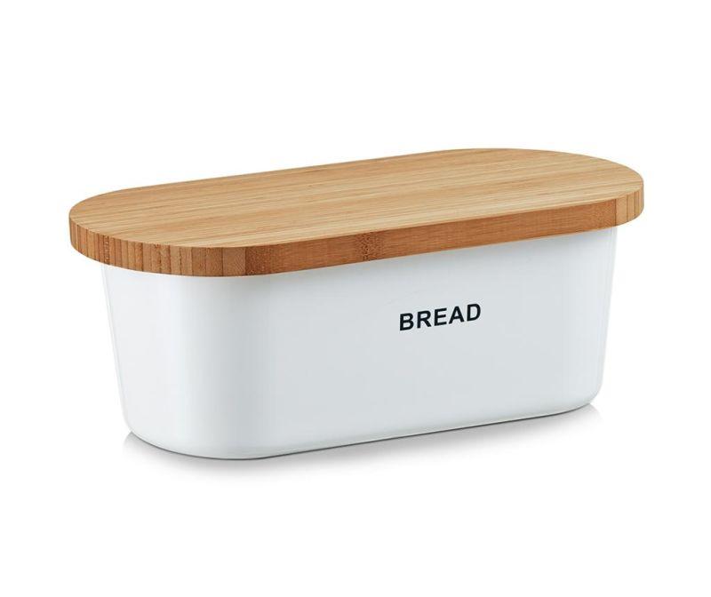 Kutija za kruh Iliana White