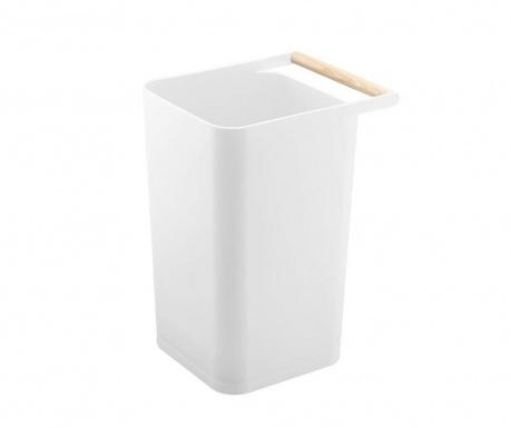Odpadkový koš Como White 9.5 L