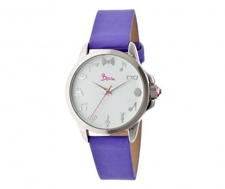 Dámské hodinky Boum Soigne Purple