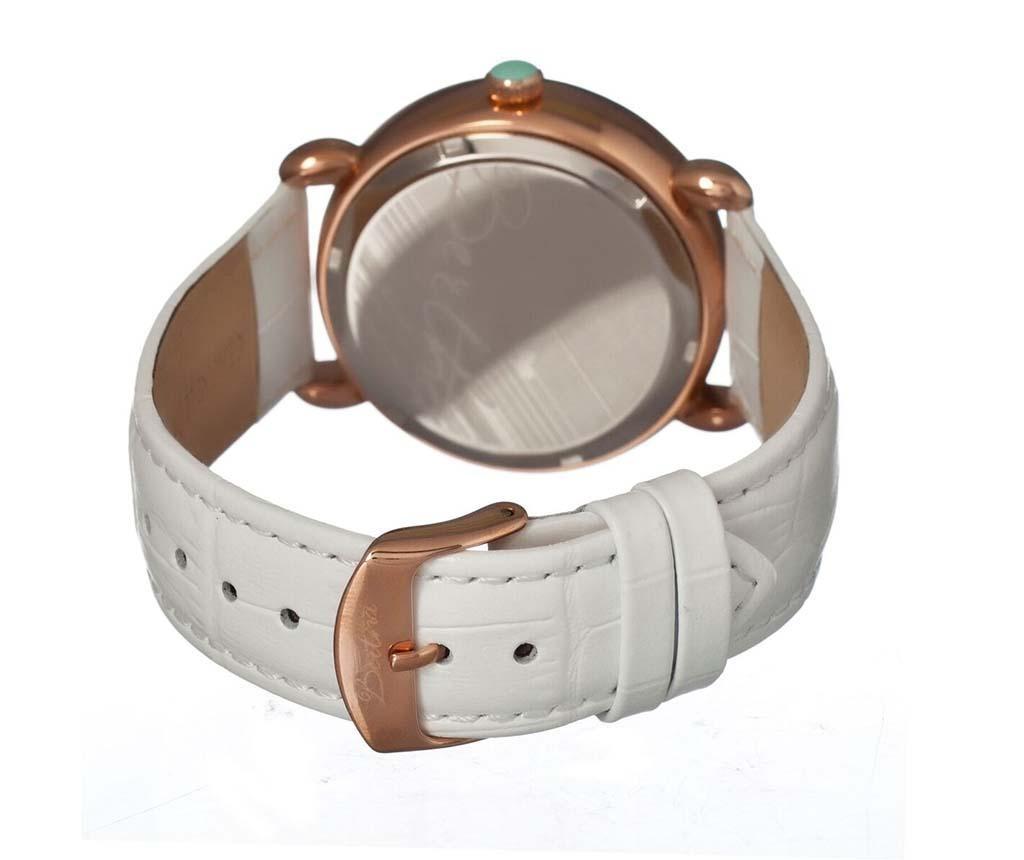 Дамски ръчен часовник Bertha Owl Moon White