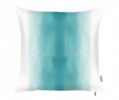 Poszewka na poduszkę Gradient Vertical Blue 43x43 cm