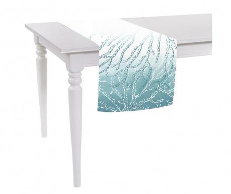 Bieżnik stołowy Organic Blue 40x140 cm
