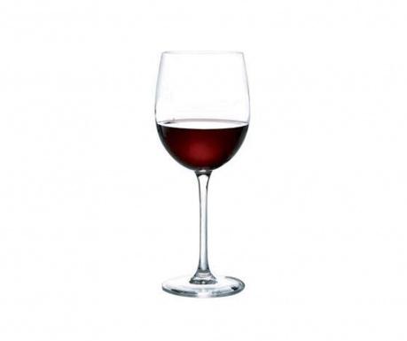 Set 6 pahare pentru vin Relax Time 560 ml