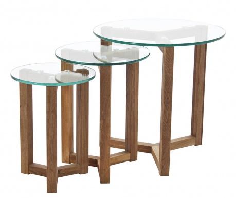 Set 3 stolića Osaka