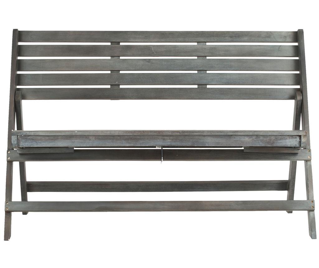 Сгъваема пейка за екстериор Ferrat