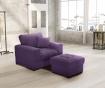 Fotelj Passion Purple
