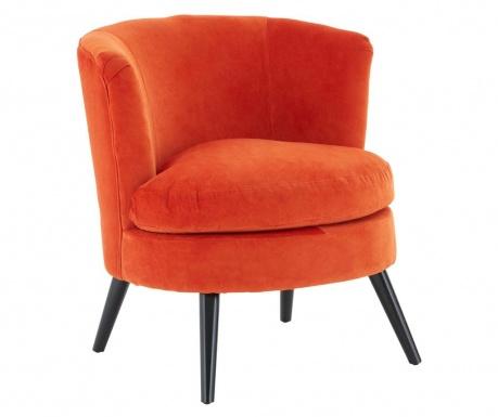 Plush Orange Fotel