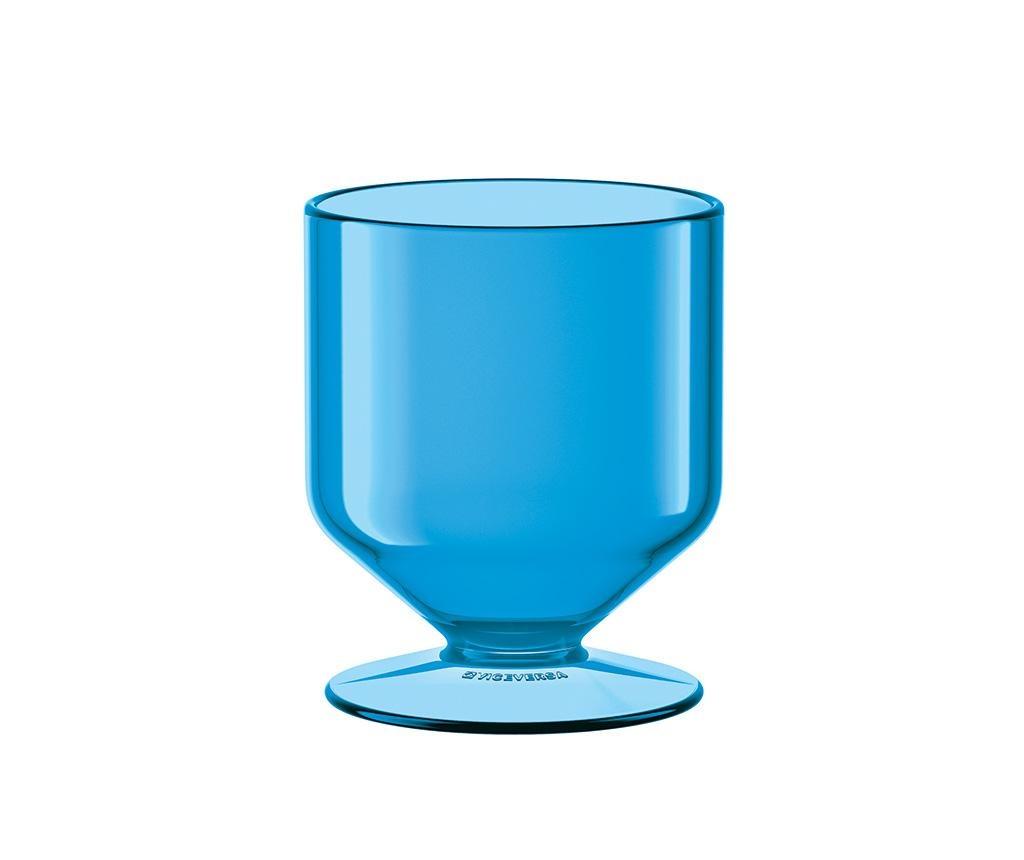 The Good Times Light Blue Vizes pohár 290 ml
