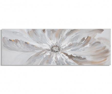 Tablou White Storm 50x150 cm