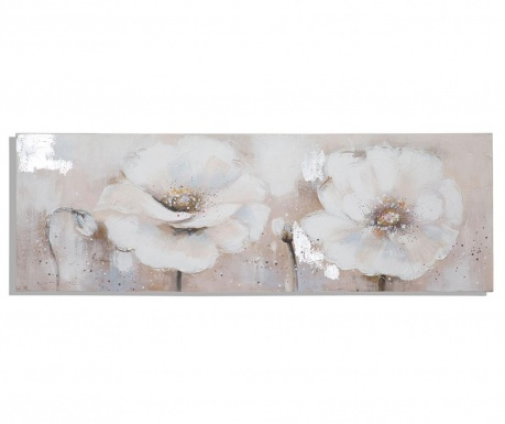 Tablou Poison Rose 50x150 cm