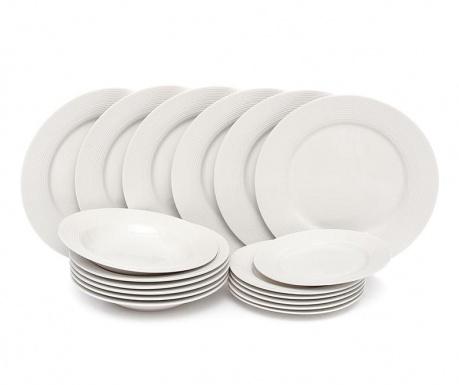 Сервиз за хранене 18 части Circles