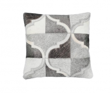 Perna decorativa Grey Square 45x45 cm