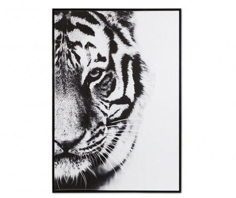 Tablou Eye of the Tiger 65x93 cm