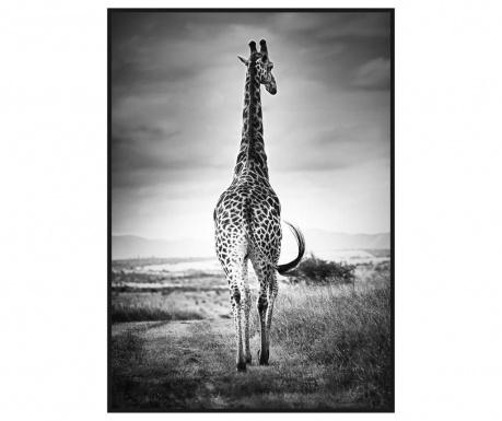 Giraffe Kép 65x92.5 cm