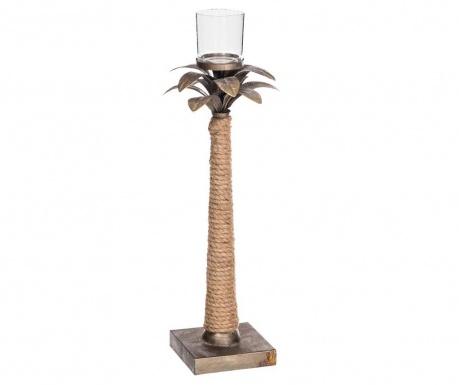 Palm Tree Gyertyatartó M