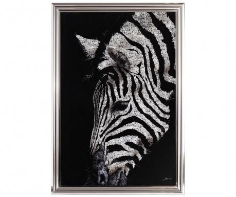 Zebra Shape Kép 68x98 cm