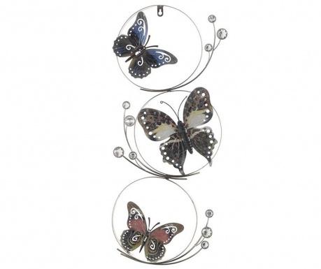 Zidni ukras Tiphaine Butterflies