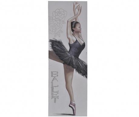 Tablou Ballerina Majesty 50x150 cm