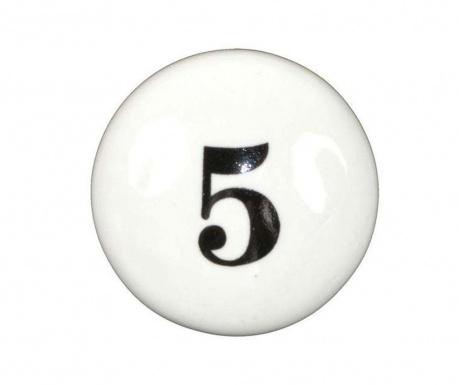 Дръжка за чекмедже Number Five