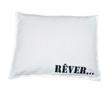 Perna decorativa Rever Blanco 40x50 cm
