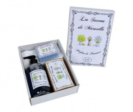 Комплект за баня 4 части Parfum de Provence
