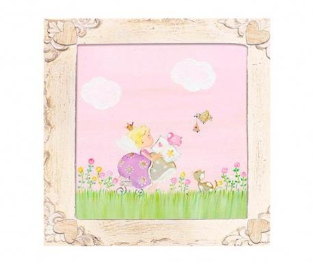 Girlie Kép 37x37 cm
