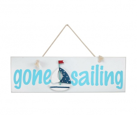 Decoratiune de perete Gone Sailing