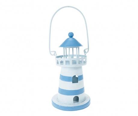 Lighthouse Gyertyatartó