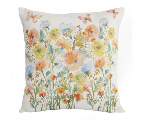 Fata de perna Summer Flowers 45x45 cm