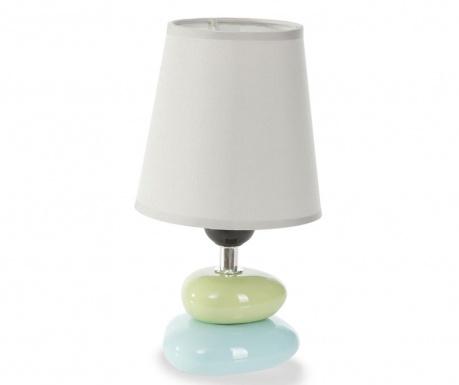 Svjetiljka Clair Blue Mint