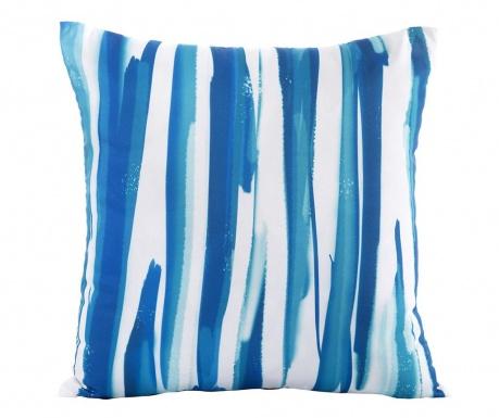 Jastučnica Strips Blue White 45x45 cm