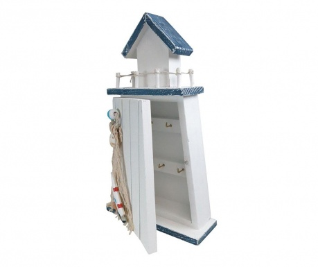 Lighthouse Kulcstartó kis szekrény