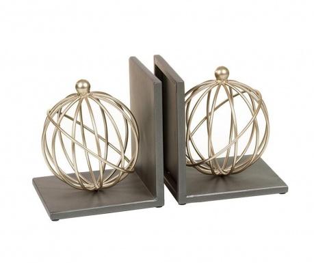 Set 2 držača za knjige Spheres