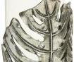 Svečnik Leaf Silver