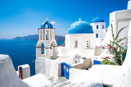 Emlékek Santorini-ről
