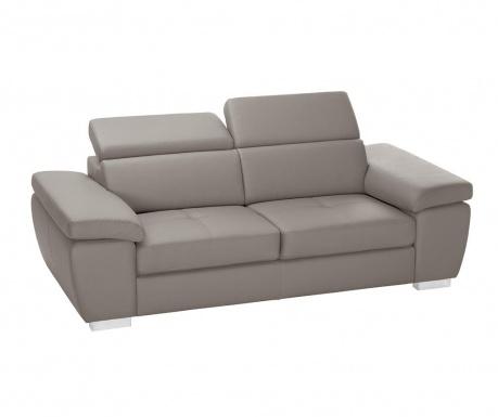 Canapea 3 locuri Parure Grey Brown