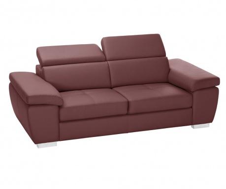 Canapea 3 locuri Parure Claret