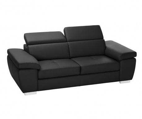 Canapea 3 locuri Parure Black