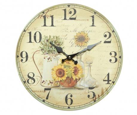 Zidni sat Sunflowers