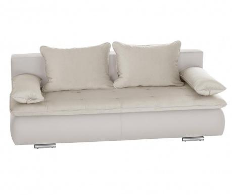 Canapea extensibila 3 locuri Cachemire Cream