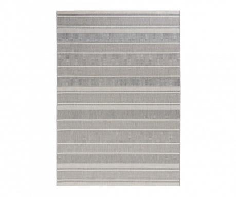 Venkovní koberec Meadow Strap Grey