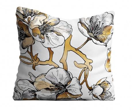 Okrasna blazina Bloom 40x40 cm