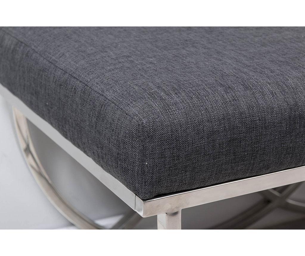 Alariel Dark Grey Pad