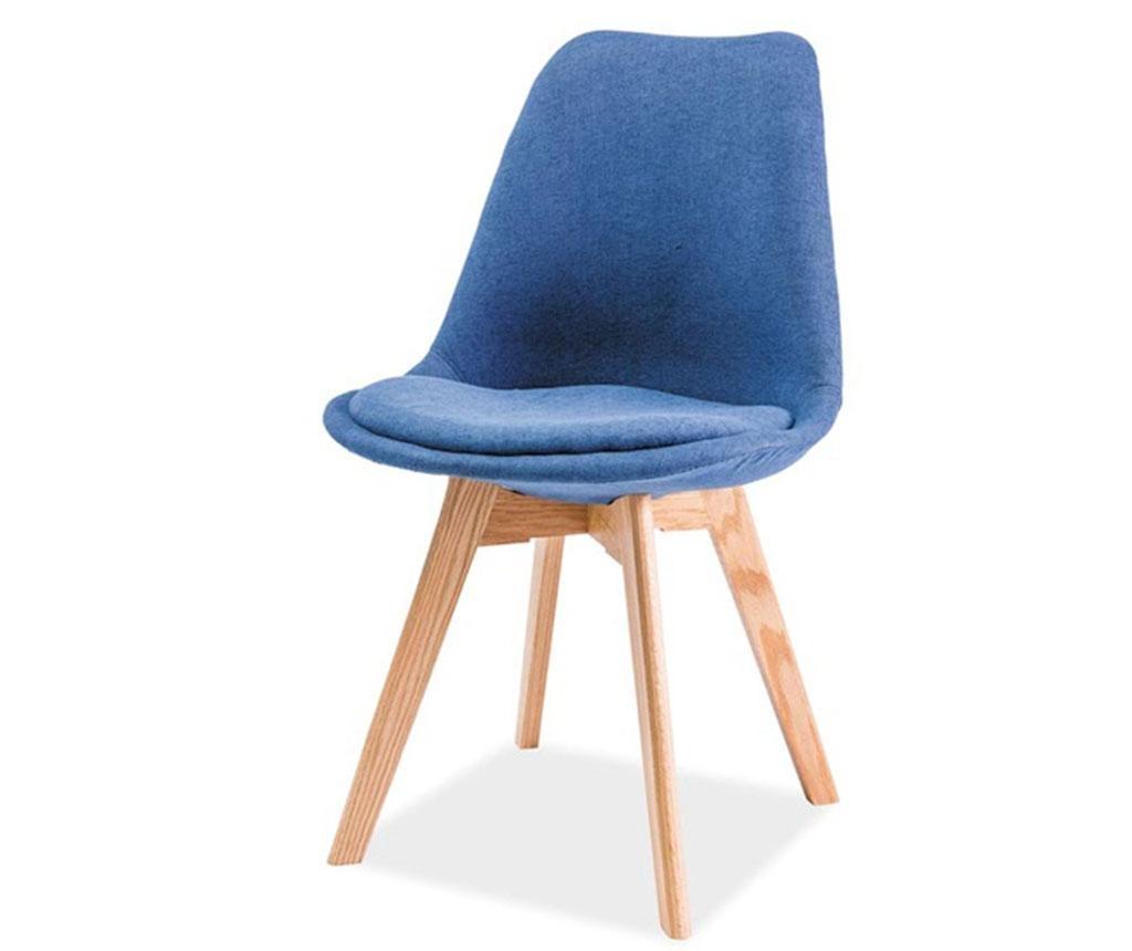 Stolica Iris Oak Blue