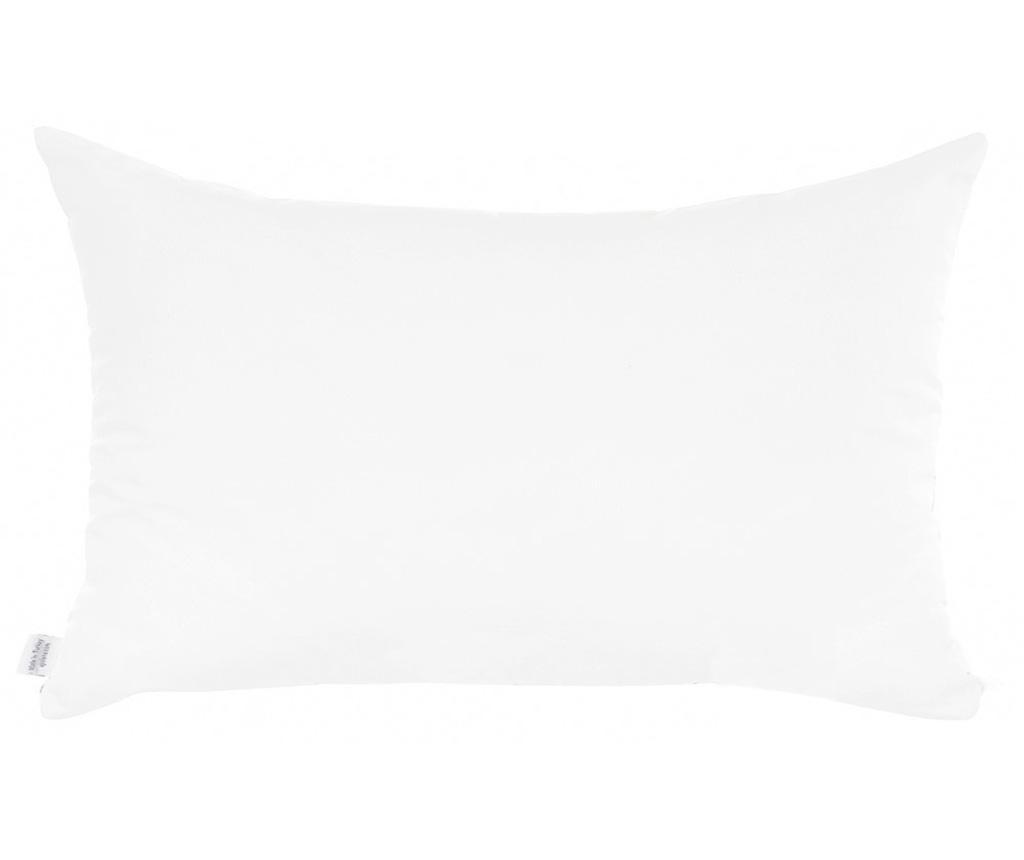 Fata de perna Ulin White 31x50 cm