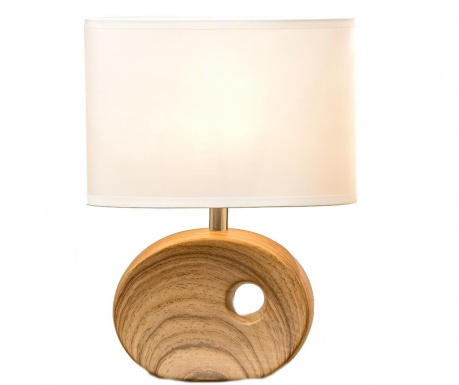 Lampka nocna Oakville Brown
