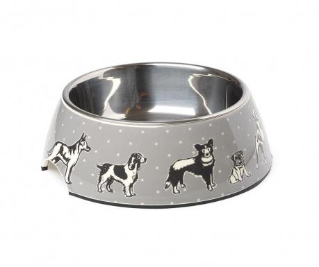 Polka Doggy Etetőtál kutyáknak